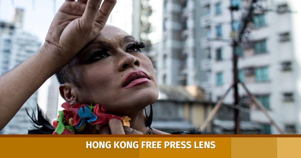 hong kong drag queens