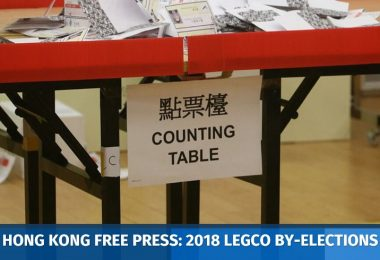 2018 hong kong byelection