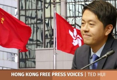 Flag ted hui