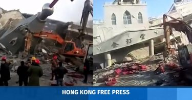 China demolishes Christian megachurch