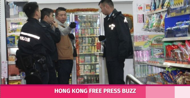 711 robbery police