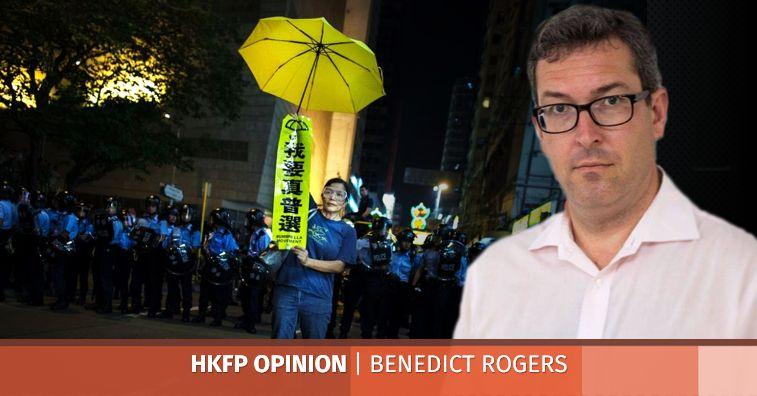 benedict rogers parliament debate