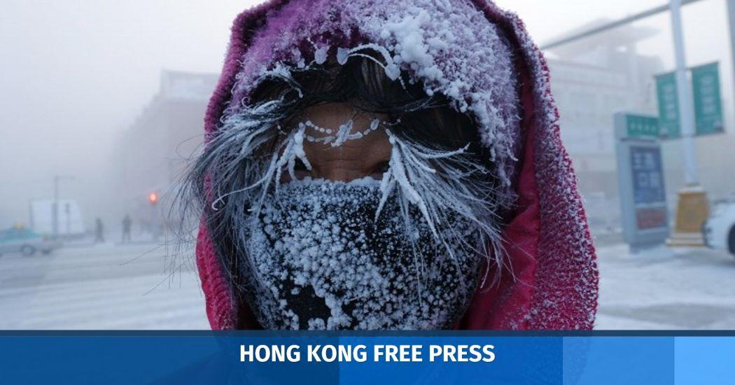 inner mongolia cold