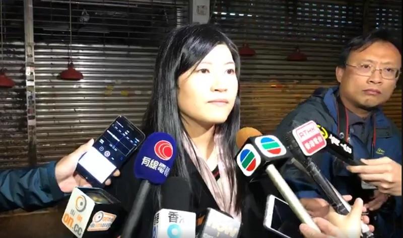 Mong Kok Chief Inspector Chan Yuk-man