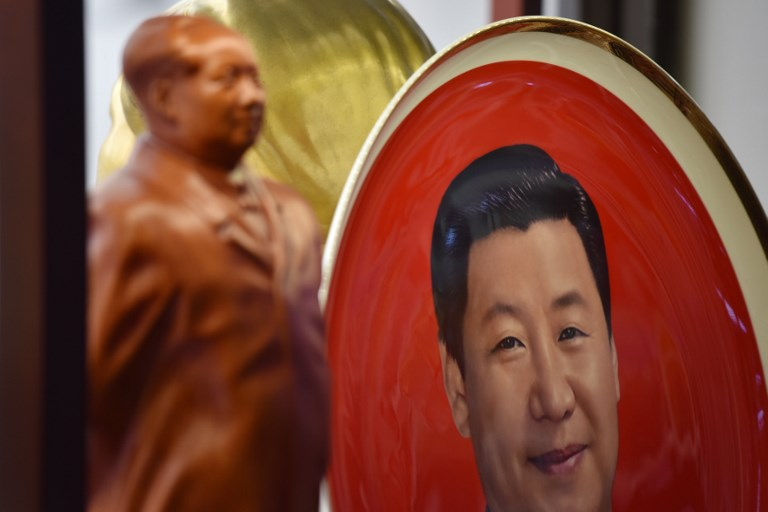 mao zedong xi jinping
