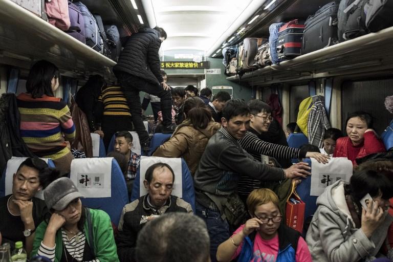 china migration chinese new year