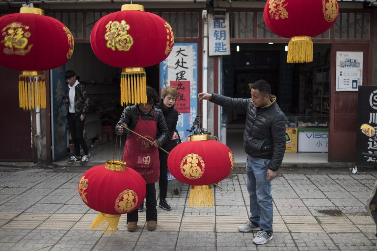beijing chinese new year lunar 2018
