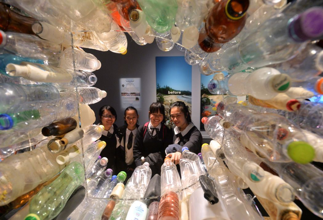 China's ban on plastic waste imports throws global recycling into