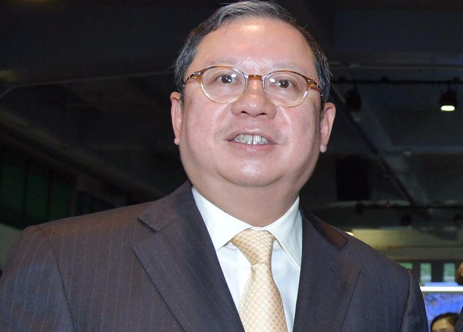 Peter Lam Kin-ngok