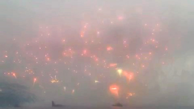 fireworks hong kong cancelled