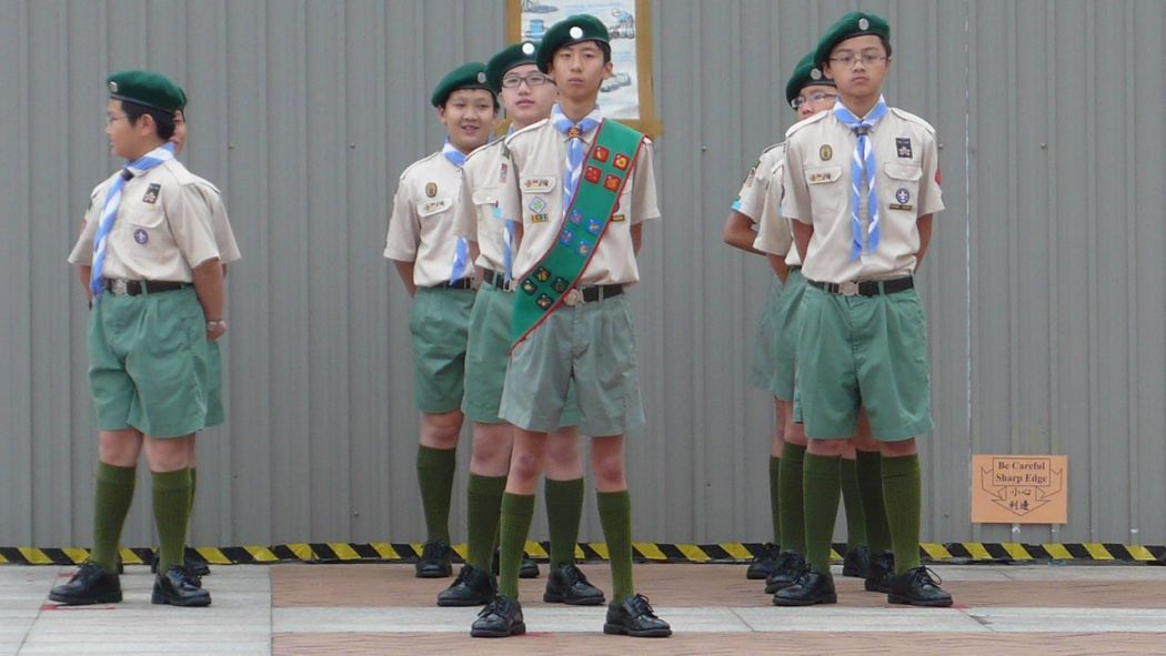 scouts in hong kong