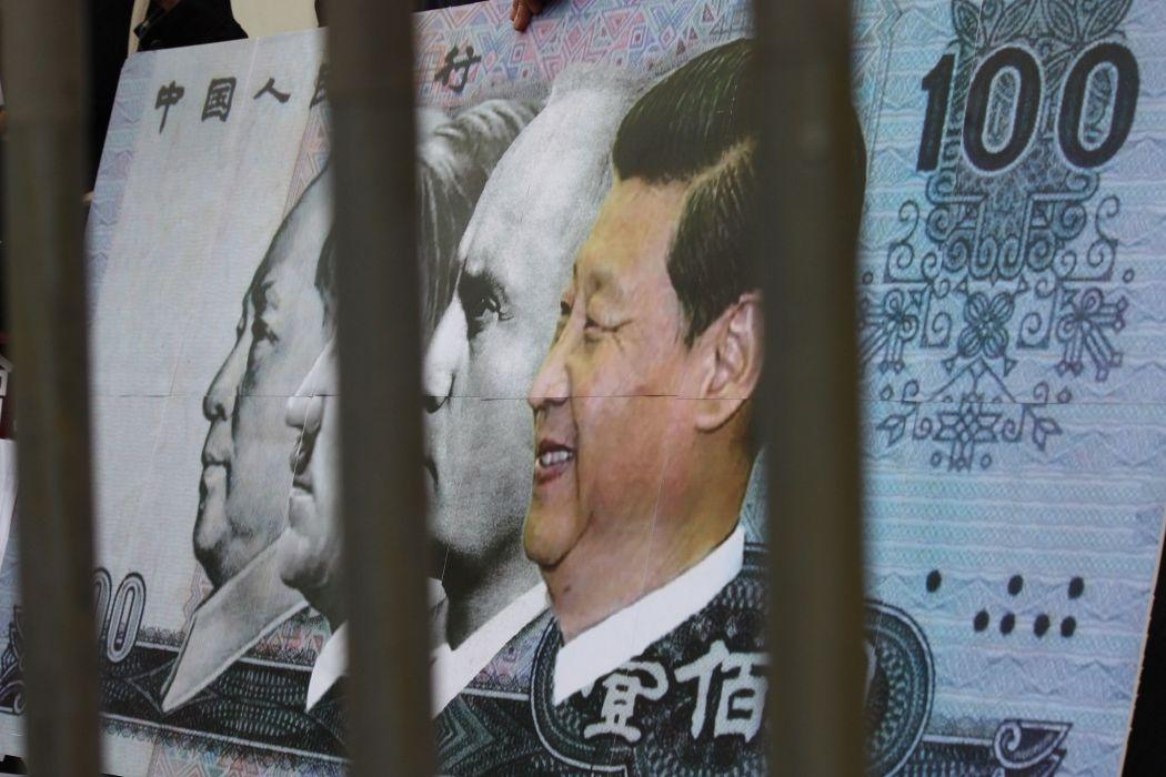 Mao Hitler Mussolini Xi Jinping