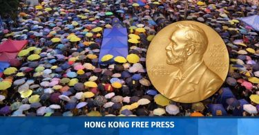 hong kong democracy nobel