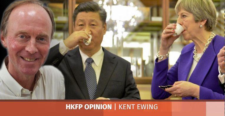 UK's Theresa May too busy winning trade deals with China to care about Hong Kong's blatant erosion of freedoms | Hong Kong Free Press HKFP