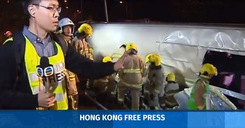 tvb tai po bus crash