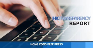Hong Kong Transparency Report