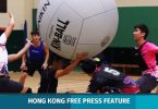 hong kong kin-ball