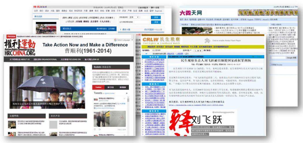 citizen journalism websites