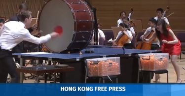 ping pong orchestra china new york