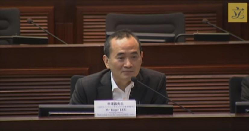 KMB managing director Roger Lee