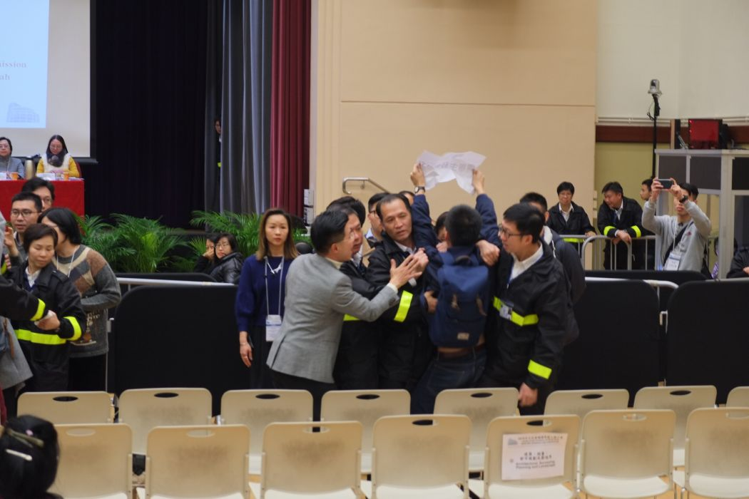joshua wong protest