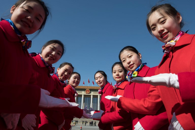 chinese hostess npc