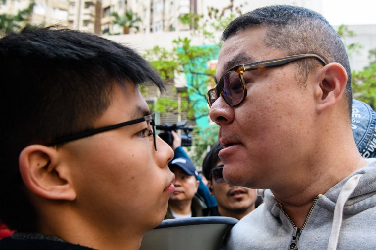 Hong Kong's pro-democracy candidates struggling