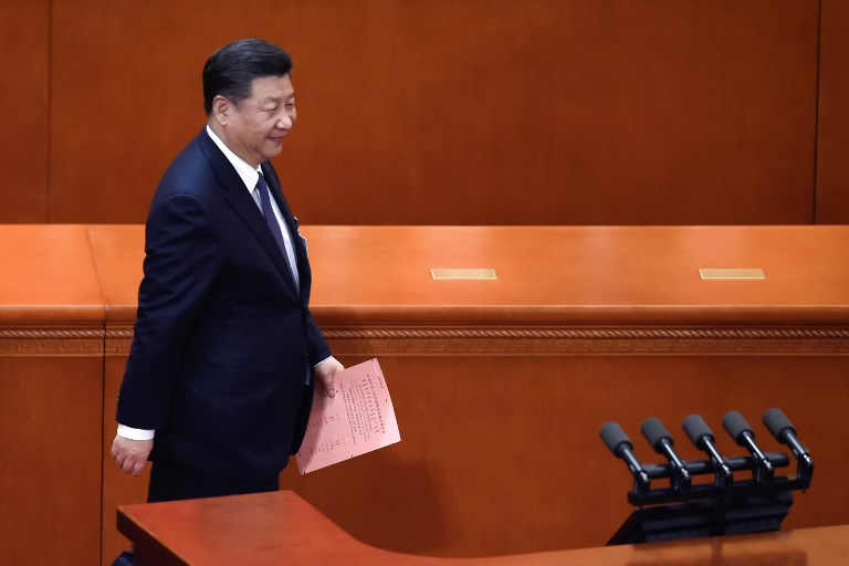 China's parliament gives Xi Jinping the mandate to remain in office indefinitely