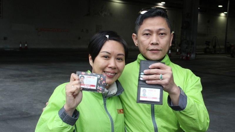 Yip Wai-lam Lau Cheuk-hang KMB