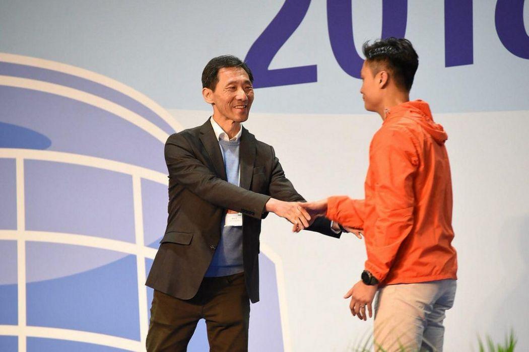 Edward Yiu and Vincent Cheng