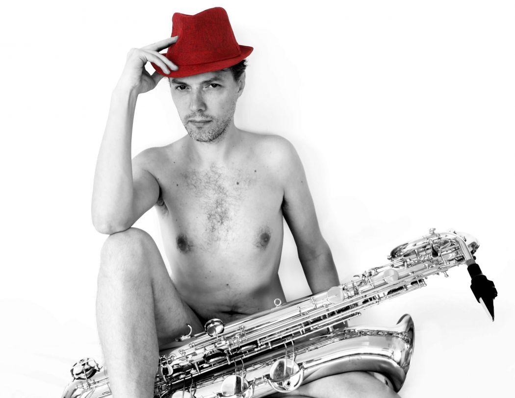 Adrien, big sax