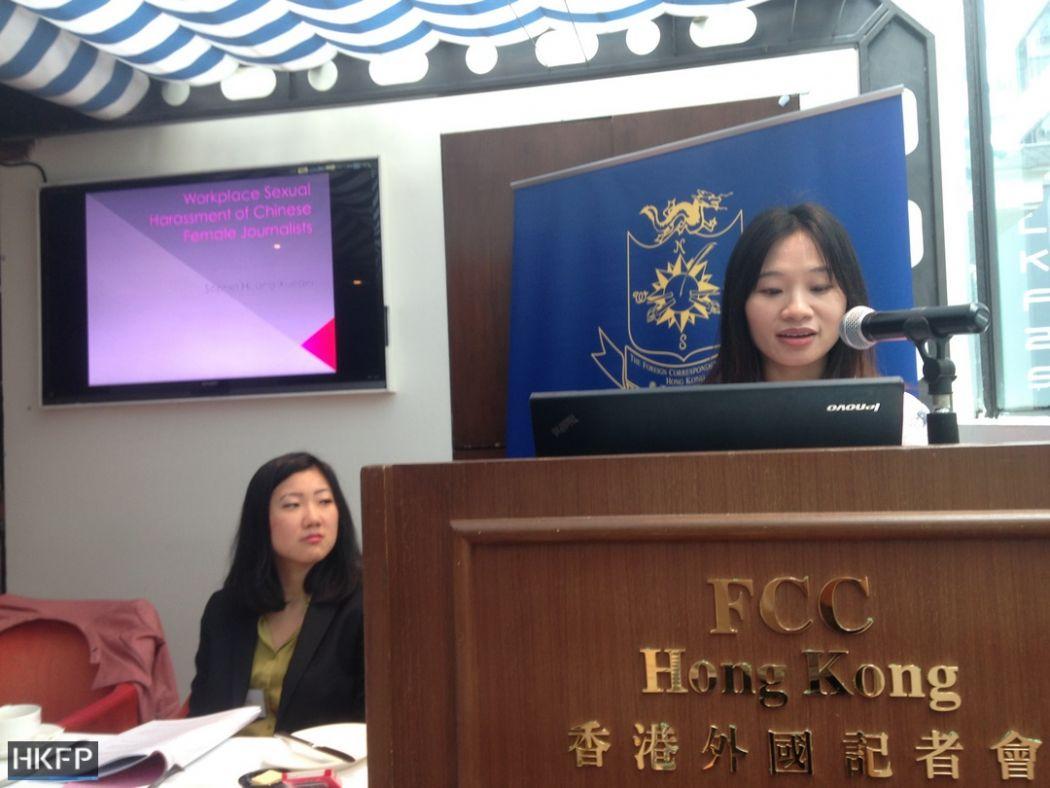 china female journalists