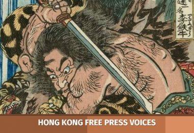 rebels chinese literature