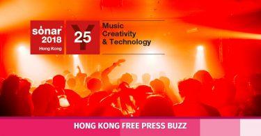 sonar festival hong kong 2018