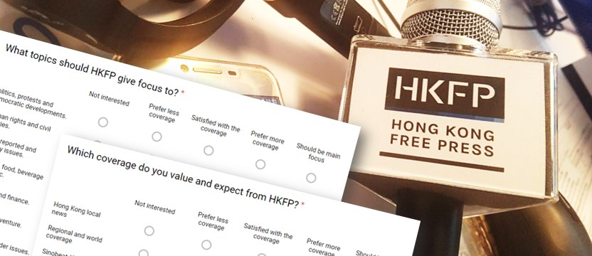 hkfp reader survey 2018
