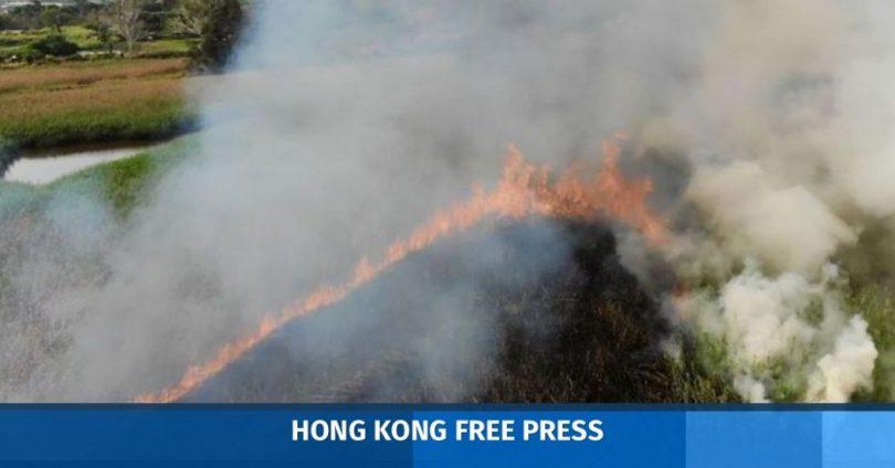 Nam Sang Wai fire