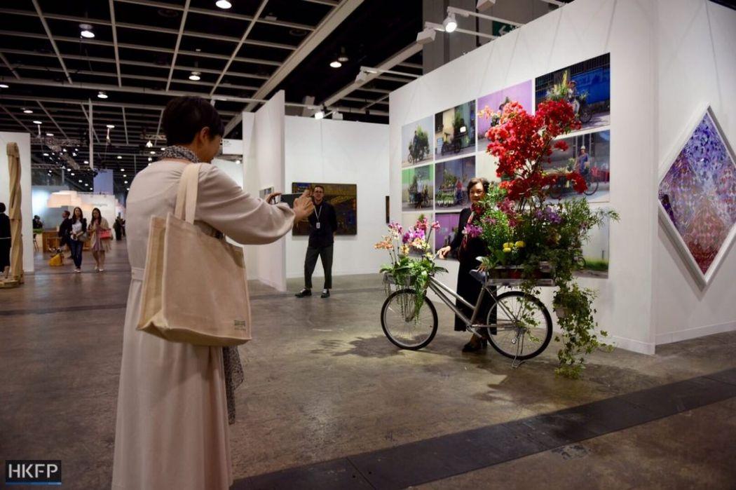 art basel 2018 hong kong