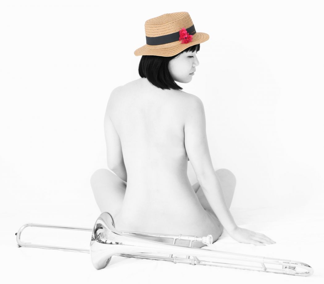 Sandy, trombone