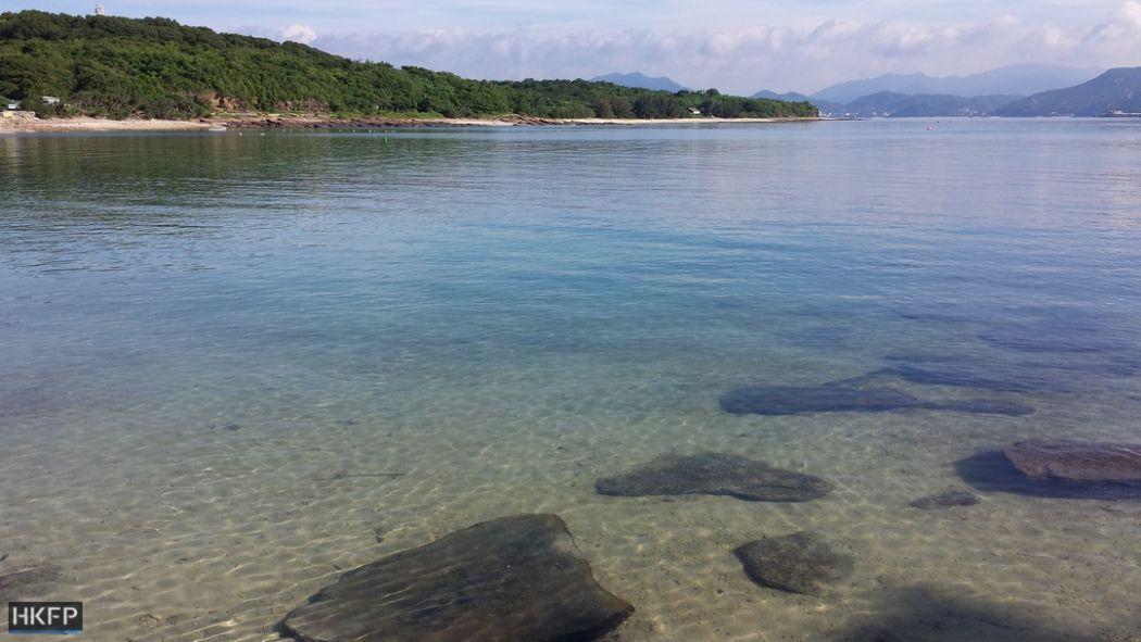 tung ping chau island hong kong (