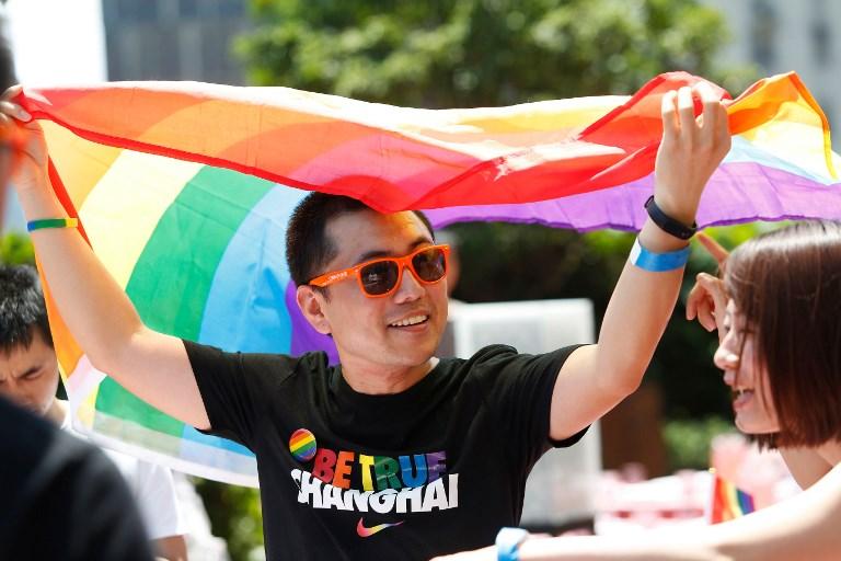lgbt gay china