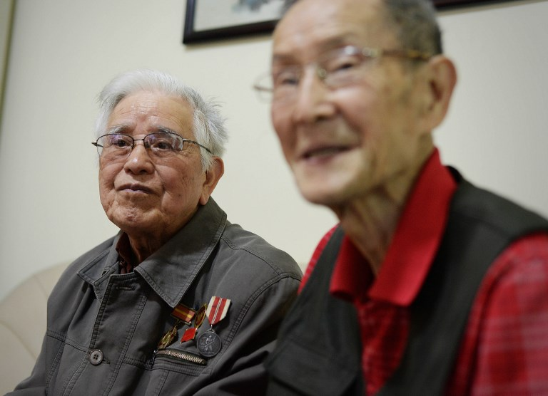 china north korea veterans