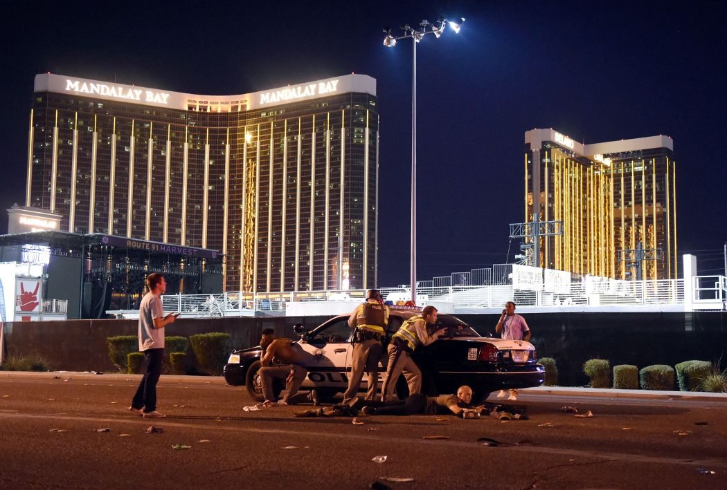 Massacre in Las Vegas