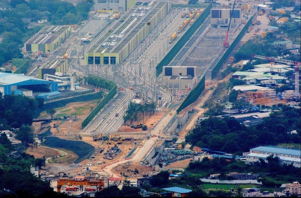 Shek Kong depot