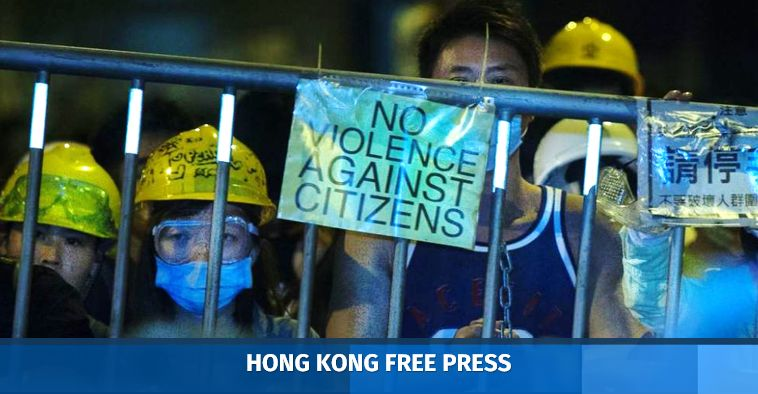Hong Kong Civil Groups