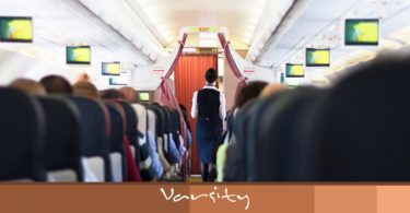 varsity cabin crew