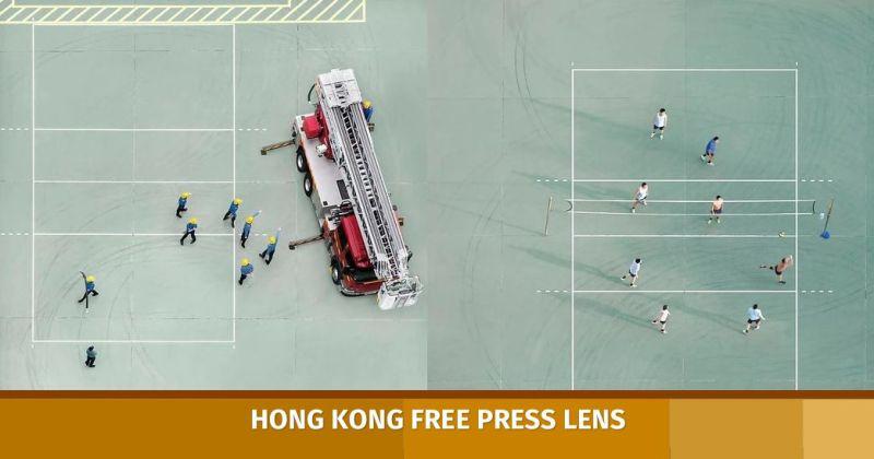 Chai Wan Fire Station
