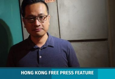 chris ng lawyer mong kok unrest
