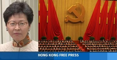 Carrie Lam Communist Party
