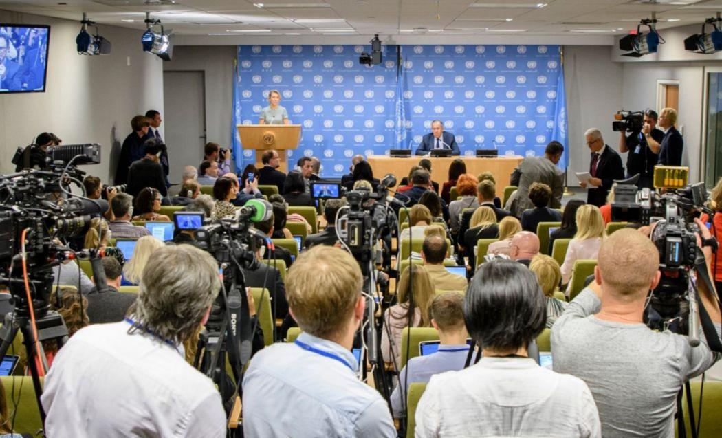 media journalists press freedom