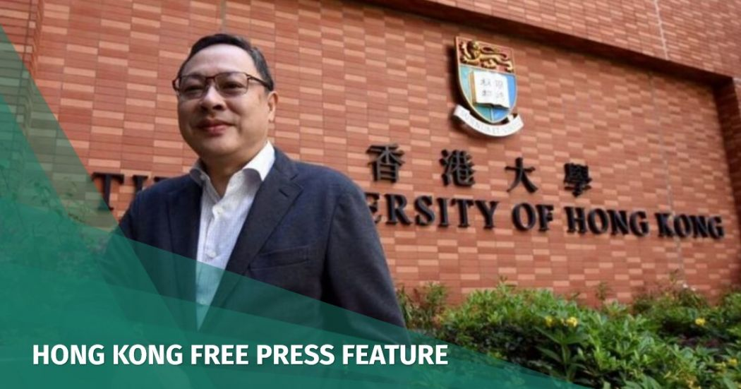 Interview: Labelled a 'threat to China,' Hong Kong law scholar Benny